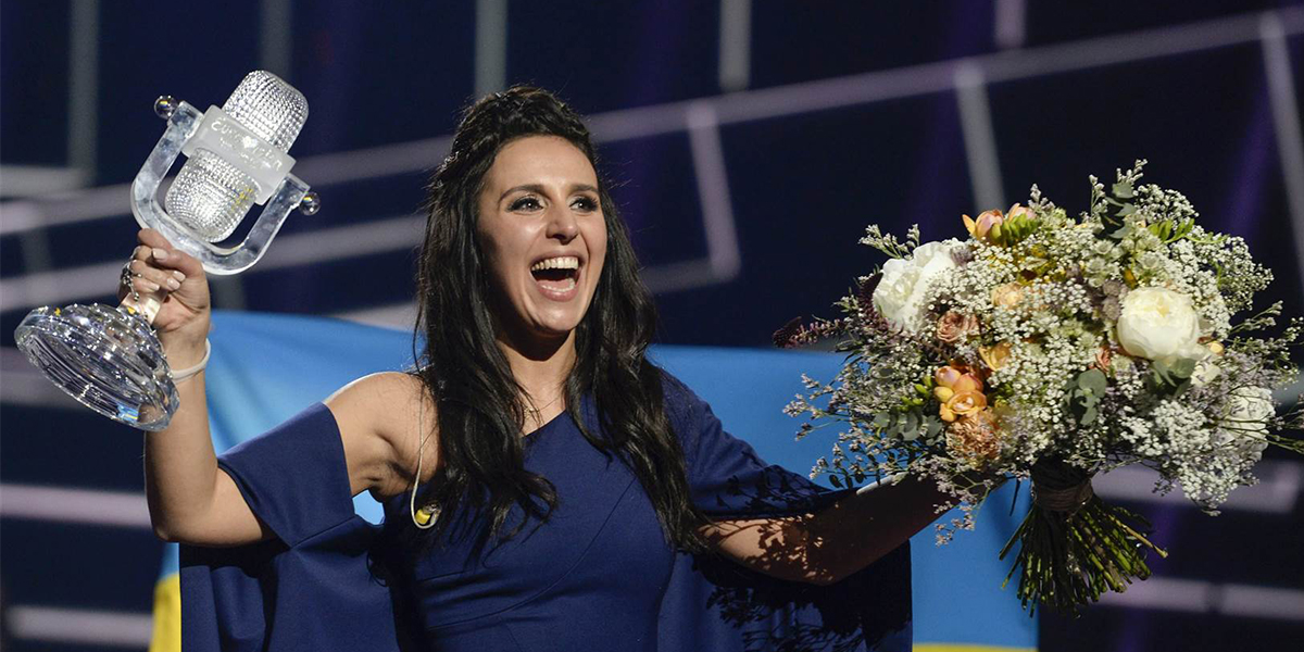 Eurovision 2016 Jamala